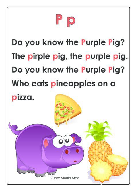 abc rhymes posters bundle preschool songs abc songs and 882 | 3c1e06f86911345d748717a4b218e109