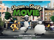 Catch Them if Ewe Can – New Poster Launch Shaun the Sheep