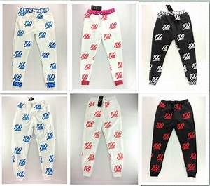 New 100 emoji joggers pants white/black for men/boy sweatpant trousers cartoon outfit clothes-in ...