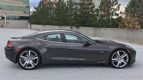 2012 Fisker Karma Ecosport Turbo Electric 2.0l, 14,218