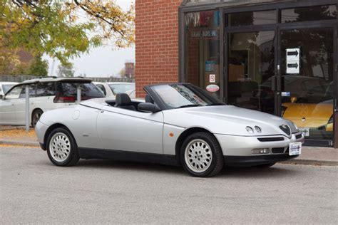 Alfa Romeo For Sale Usa by 1996 Alfa Romeo Spider For Sale Rightdrive Usa