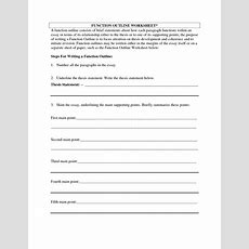 Essay Structure Worksheet  Driverlayer Search Engine