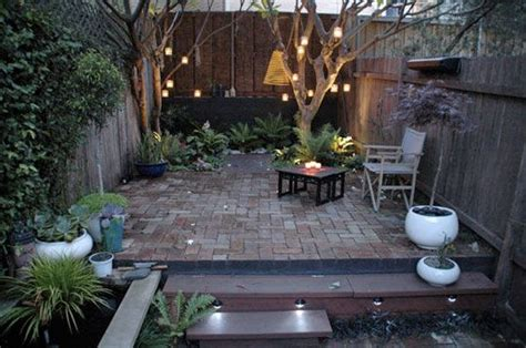 before after courtyard garden from normal room