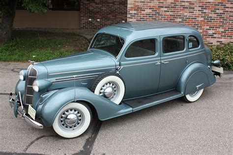 1936 Dodge Sedan by Car Of The Week 1936 Dodge Touring Sedan