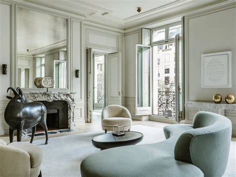3 Home Interiors With Modern Elegance by Refined And Contemporary Home In By Joseph Dirand