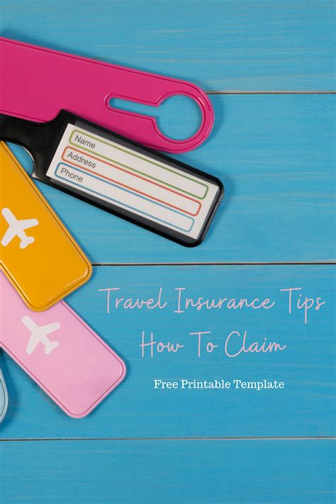 How To Make A Travel Insurance Claim | Indiana Jo in 2020 ...
