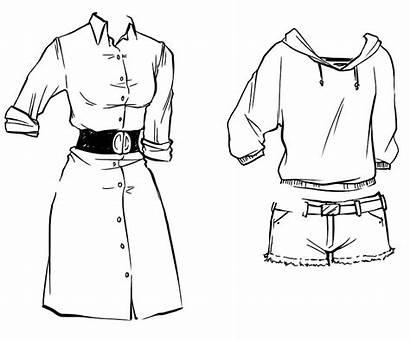 Clothes Drawing Anime Drawings Manga Shorts Draw