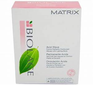 10  Matrix Biolage Perm