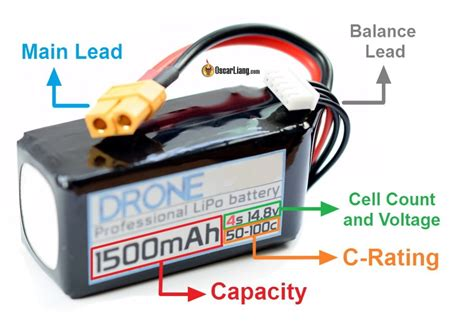 everything about lipo battery for racing drones oscar liang