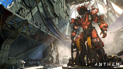 anthem    hd games  wallpapers images