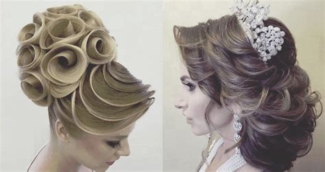 insanely elaborated quinceanera hairstyles  george kot