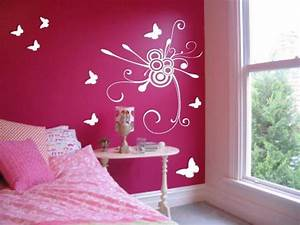 Wall decoration painting design ideas for Awesome home design ideas with horse decals for walls