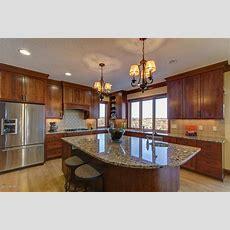 Kitchen Center Island Design  Kitchen Design