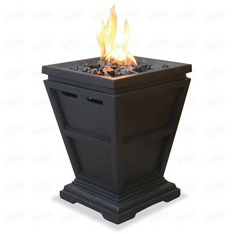 small fire pit table fire pit table top fireplace lp gas column small outdoor