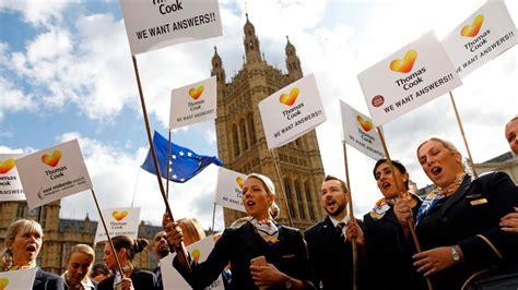 I could have saved Thomas Cook if I hadn't been fired ...