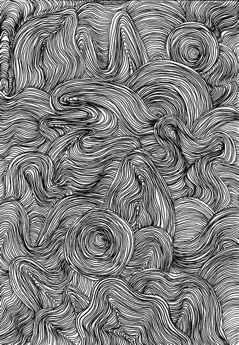 Verschiedene Strukturen Zeichnen by Muster Zeichnen Meditativ Oder Einfach Nur Langweilig