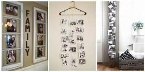 Idee Deco Photo : idees deco murs meilleures images d 39 inspiration pour votre design de maison ~ Preciouscoupons.com Idées de Décoration