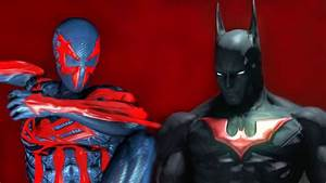 [Video] Batman Beyond takes on Spider-Man 2099 in new ...