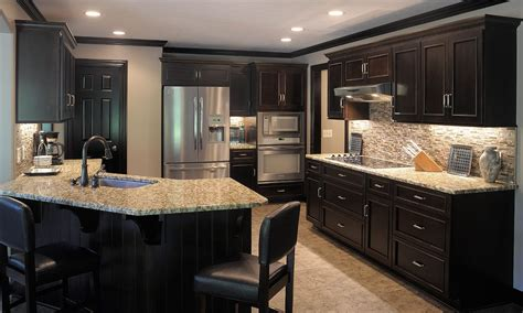 black kitchen cabinet ideas coloring kitchen cabinets black in a small kitchen