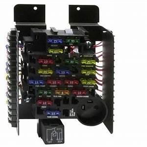 Painless Wiring 30003 Universal 20 Circuit Fuse Block