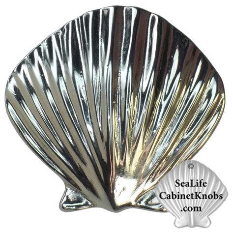 sea life cabinet knobs seashell drawer handles beach style orlando by sea