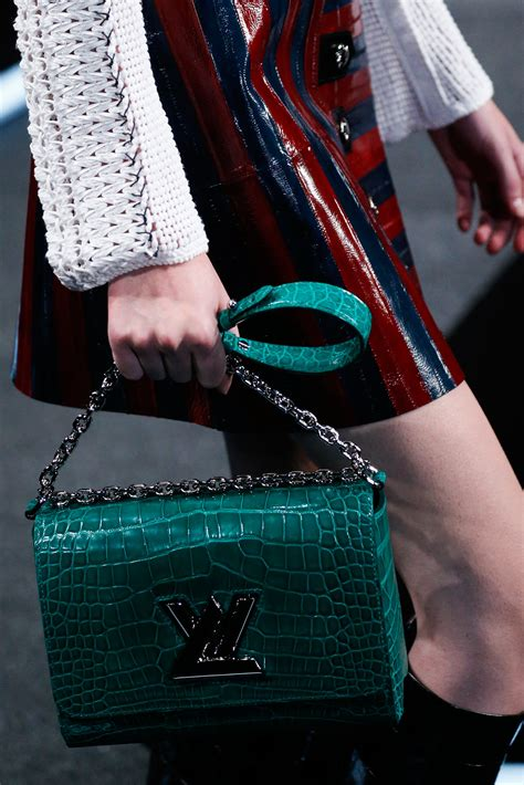louis vuitton spring summer  runway bag collection spotted fashion