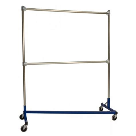 heavy duty clothes rack heavy duty portable clothes rack 5ft rail in