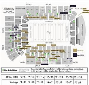 Gt Football Seating Chart Newatbobbydodd 680 The Fan Wcnn Am