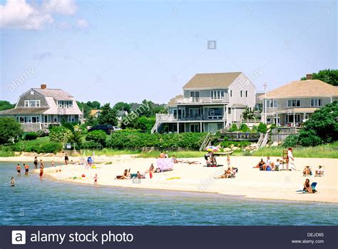 Hyannis Harbor, Cape Cod, New England, Massachusetts, Usa