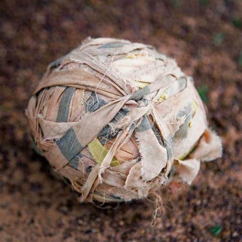 makeshift soccer balls   children  africa