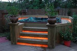 Sizzling Outdoor Hot Tubs That Will Make You Want To