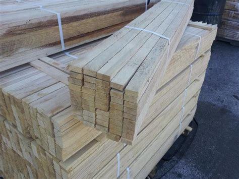Wooden Stake Bundles