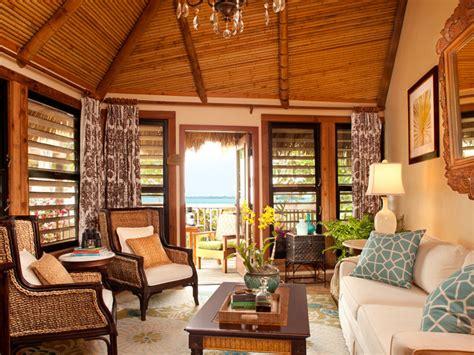 luxury bungalow suites  fl keys  palm island resort