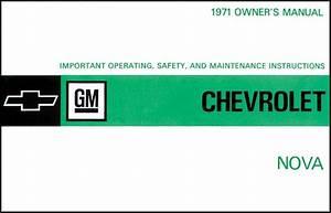 1971 Chevrolet Nova Parts