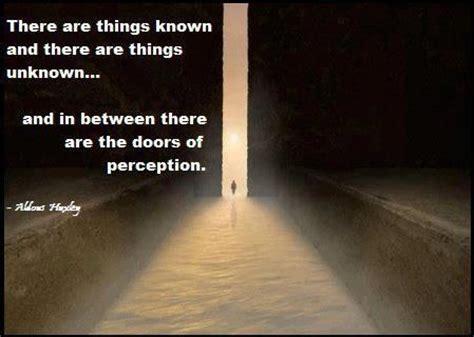 doors of perception the doors of perception quotes quotesgram