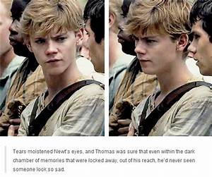 Thomas Sangster is an amazing actor and is perfect for ...