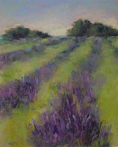 Painting My World: Lavender Field #2