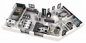 Maison Plan 3d  Plansdemaisondeluxe In 2020