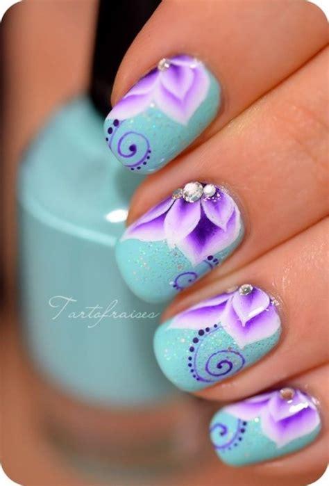 flirty spring nail art ideas  nail polish addicts