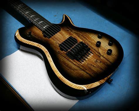 Kiesel Guitars Carvin Guitars Scb6 (signle Cut Bevel