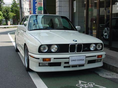 89 Bmw M3 by 89 Bmw M3 A ホワイト2