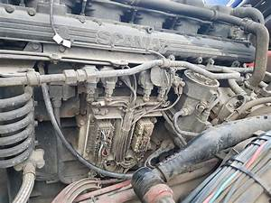 Scania R480  U2013 Poor Idle  Misfire  Smoke And Fault Codes