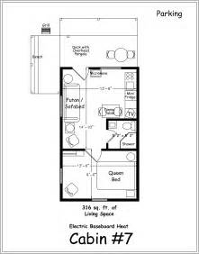 cabin floorplan archer 39 s poudre river resort cabin 7