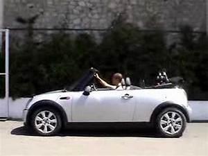 Mini Cabrio Cooper : mini cooper cabrio test drive youtube ~ Dode.kayakingforconservation.com Idées de Décoration