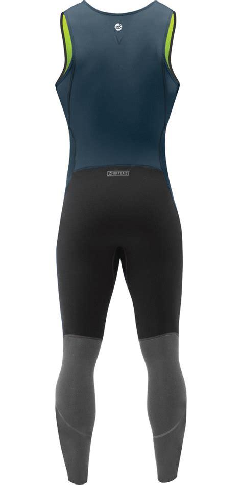 Skiff Wetsuit by 2018 Zhik Superwarm V Skiff Wetsuit Navy Skf1120