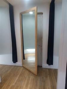 Porte Coulissante Miroir Sur Mesure : miroir a accrocher sur porte maison design ~ Premium-room.com Idées de Décoration