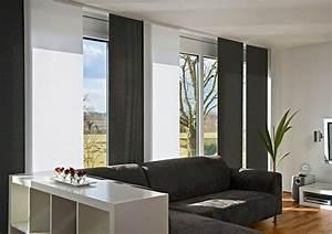 Schiebegardinen Für Wohnzimmer : mhz hachtel co ag fl chenvorh nge ~ Markanthonyermac.com Haus und Dekorationen