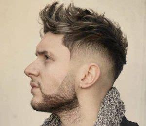potongan model rambut pria keren terbaru  lengkap