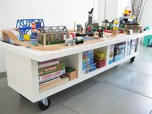 Table Enfant Avec Rangement : hack table lack ikea jeux pour les enfants terrains de jeux et ikea ~ Melissatoandfro.com Idées de Décoration