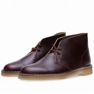 Clarks Originals Desert Boot : clarks originals x horween leather company desert boot burgundy leather ~ Melissatoandfro.com Idées de Décoration